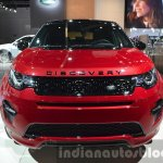 Land Rover Discovery Sport HSE Dynamic Lux front at IAA 2015