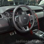 Land Rover Discovery Sport HSE Dynamic Lux interior at IAA 2015