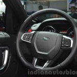 Land Rover Discovery Sport HSE Dynamic Lux steering wheel at IAA 2015