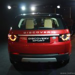 Land Rover Discovery Sport Launch rear in Mumbai