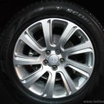Land Rover Discovery Sport Launch wheel in Mumbai