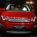Land Rover Discovery Sport front Launch in Mumbai