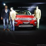Land Rover Discovery Sport front launched in India