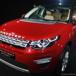 Land Rover Discovery Sport front quarter Launch in Mumbai