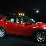Land Rover Discovery Sport front three quarter (1) Launch in Mumbai