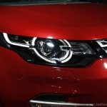 Land Rover Discovery Sport headlamp Launch in Mumbai