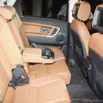 Land Rover Discovery Sport second row seat Launch in Mumbai