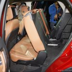 Land Rover Discovery Sport second row seat folded Launch in Mumbai