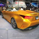Lexus LF-C2 at the 2015 Chengdu Motor Show