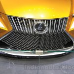 Lexus LF-C2 grille at the 2015 Chengdu Motor Show