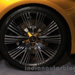 Lexus LF-C2 wheel at the 2015 Chengdu Motor Show