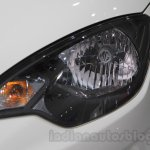 MG 3SW headlight at the 2015 Chengdu Motor Show