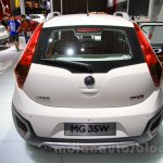 MG 3SW rear at the 2015 Chengdu Motor Show
