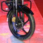 Mahindra Centuro Disc Brake alloy wheel Nepal Auto Show 2015