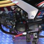 Mahindra Centuro Disc Brake engine Nepal Auto Show 2015