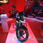 Mahindra Centuro Disc Brake front Nepal Auto Show 2015