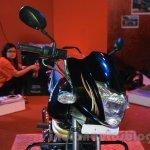 Mahindra Centuro Disc Brake headlamp Nepal Auto Show 2015