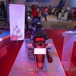 Mahindra Centuro Disc Brake rear Nepal Auto Show 2015