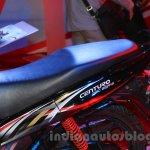 Mahindra Centuro Disc Brake seat Nepal Auto Show 2015