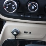 Mahindra TUV300 USB:aux ports first drive review