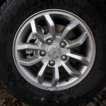 Mahindra TUV300 alloy rims launched in India