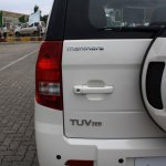 Mahindra TUV300 badging first drive review