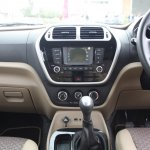 Mahindra TUV300 center console launched in India