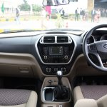 Mahindra TUV300 dashboard launched in India
