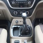 Mahindra TUV300 floor console first drive review