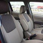 Mahindra TUV300 front seats first drive review