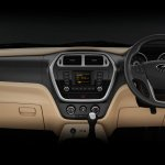 Mahindra TUV300 full dashboard view website image