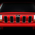 Mahindra TUV300 grille website image