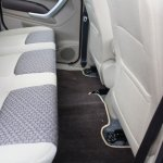 Mahindra TUV300 legroom first drive review
