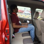 Mahindra TUV300 rear seat space first drive review