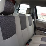 Mahindra TUV300 rear seats launched in India