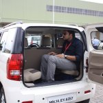 Mahindra TUV300 seating first drive review