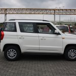 Mahindra TUV300 side launched in India