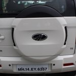 Mahindra TUV300 wheel cover first drive review