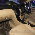 Maruti Ciaz SHVS interior launched in Delhi