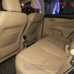 Maruti Ciaz SHVS rear seats launched in Delhi