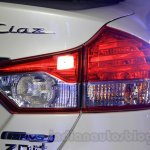 Maruti Ciaz SHVS taillamp launched in Delhi