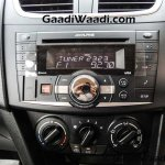 Maruti Swift SP Limited Edition audio system begins arriving at dealership