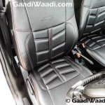 Maruti Swift SP Limited Edition exclusive seat covers begins arriving at dealership