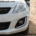 Maruti Swift SP Limited Edition foglamps begins arriving at dealership