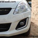 Maruti Swift SP Limited Edition foglamps begins arriving at dealership