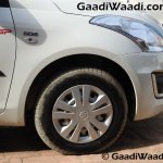 Maruti Swift SP Limited Edition front wing begins arriving at dealership