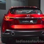 Mazda Koeru Concept rear fascia at IAA 2015