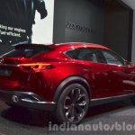 Mazda Koeru Concept rear three quarter at IAA 2015