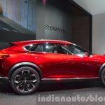 Mazda Koeru Concept side profile at IAA 2015
