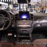 Mercedes-AMG GLE 63 Coupe dashboard at the 2015 Chengdu Motor Show